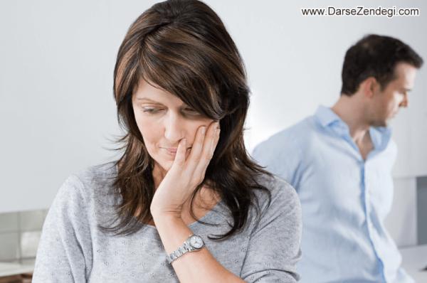 علل شکست عاطفی این زن از نظر بهترین مشاور خانواده